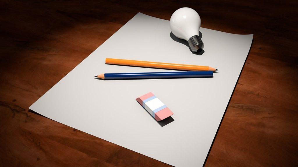 organisé et créatif